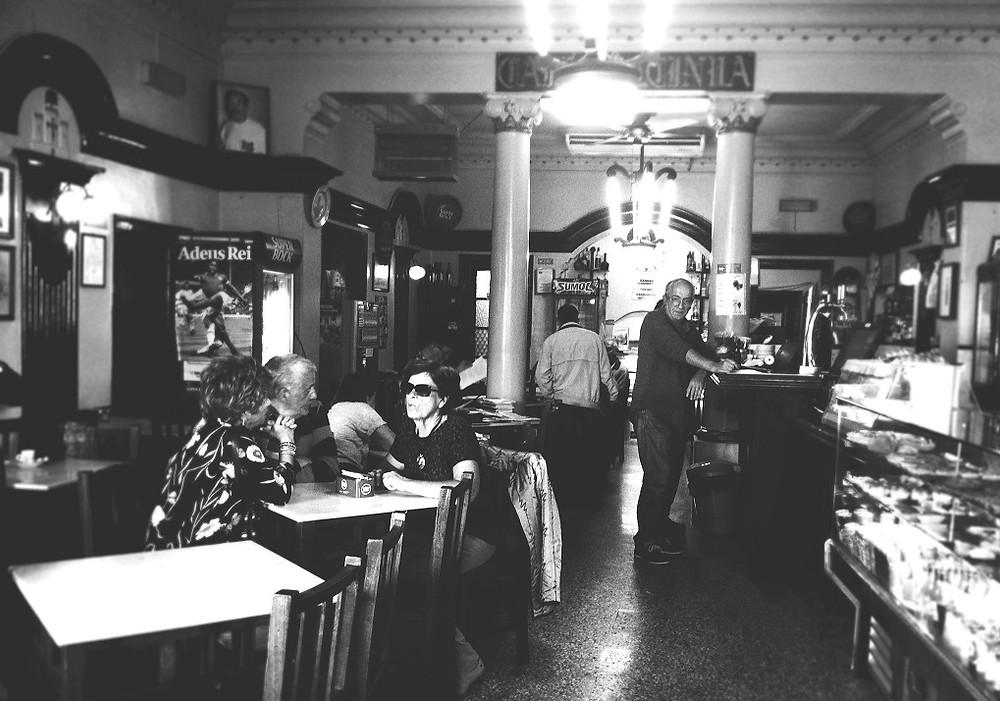 Новости Португалии, Calcinha café