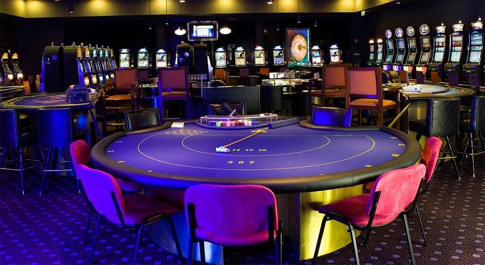 Ночная жизнь в Португалии, казино в Португалии, Casino de Monte Gordo