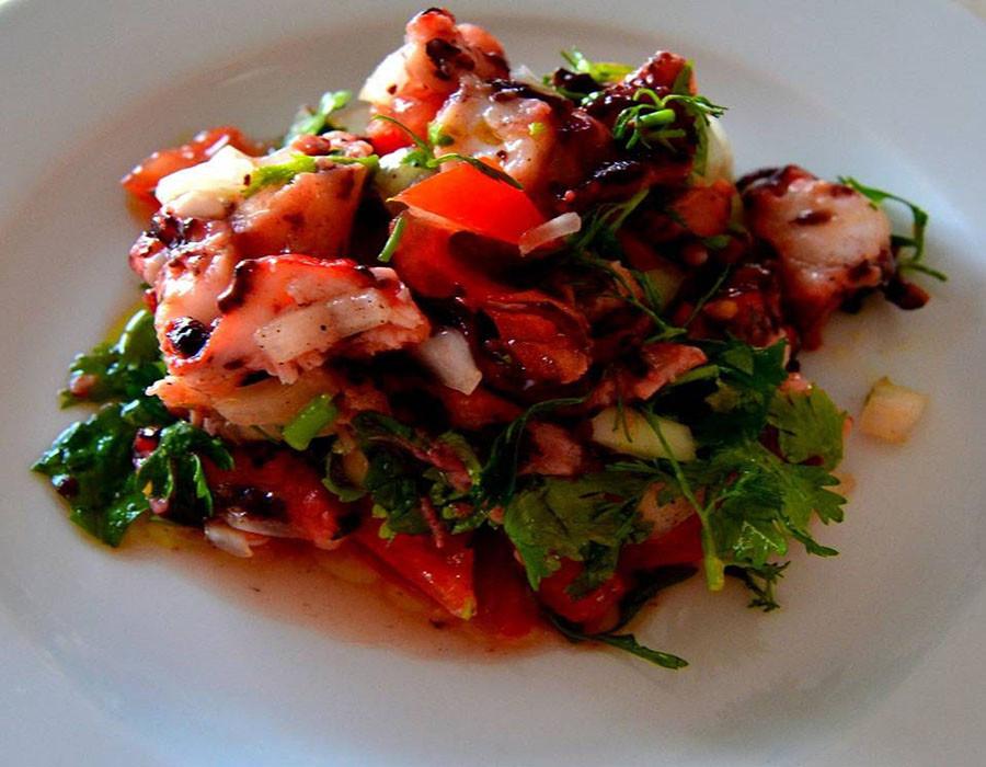 Салат из осьминога, кухня Португалии