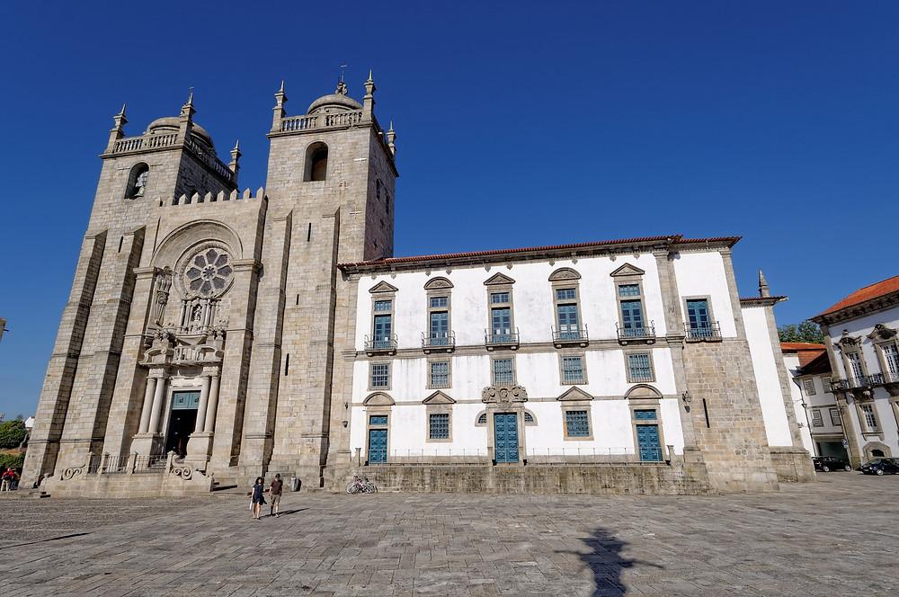 Достопримечательности Порту, Кафедральный собор Порту