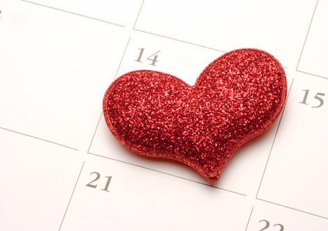 День Влюбленных с салоном Ля Ногти