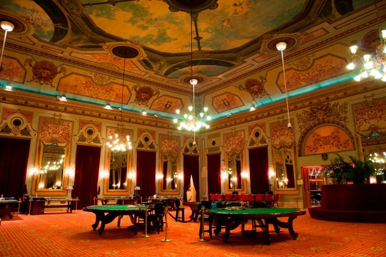 Ночная жизнь в Португалии, казино в Португалии, Casino Peninsular - Figueira da Foz