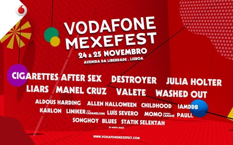Новости Португалии, Mexefest