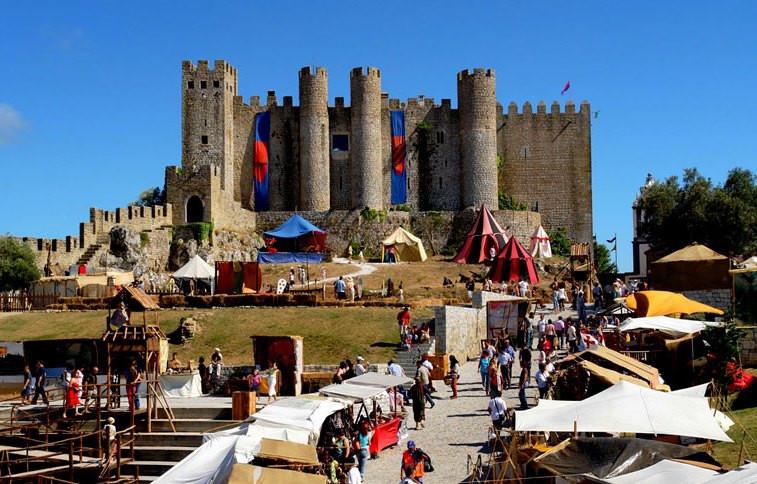 Обидуш, достопримечательности Португалии