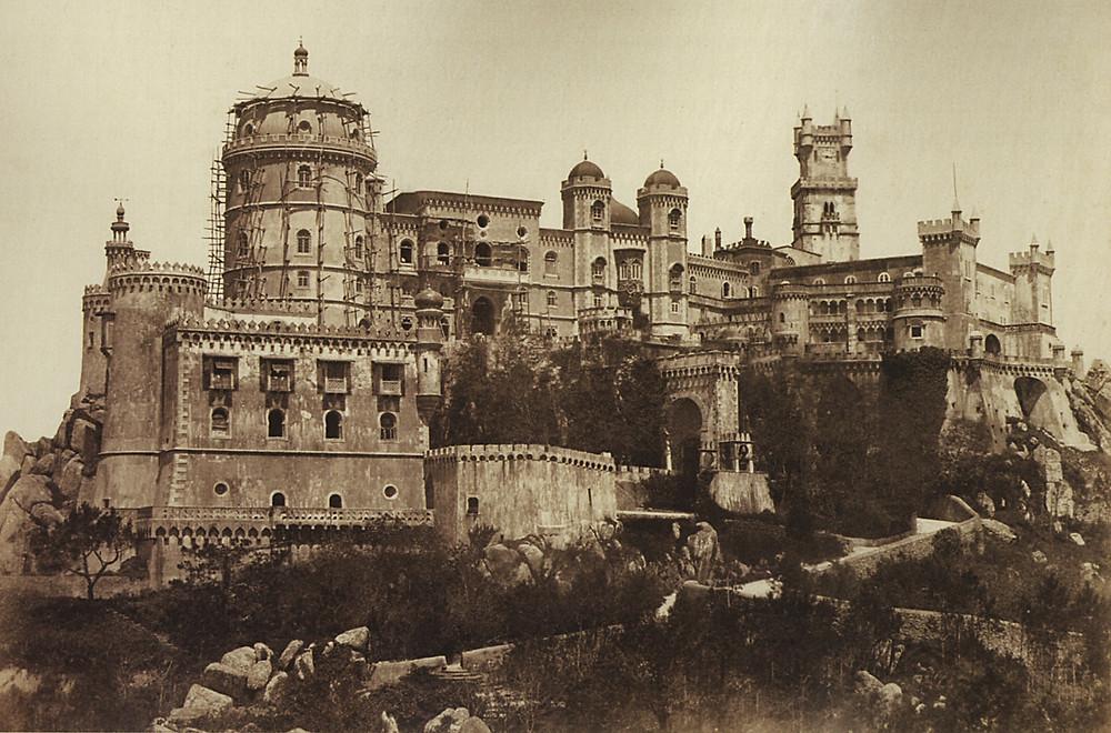 Национальный дворец Пена, достопримечательности Португалии