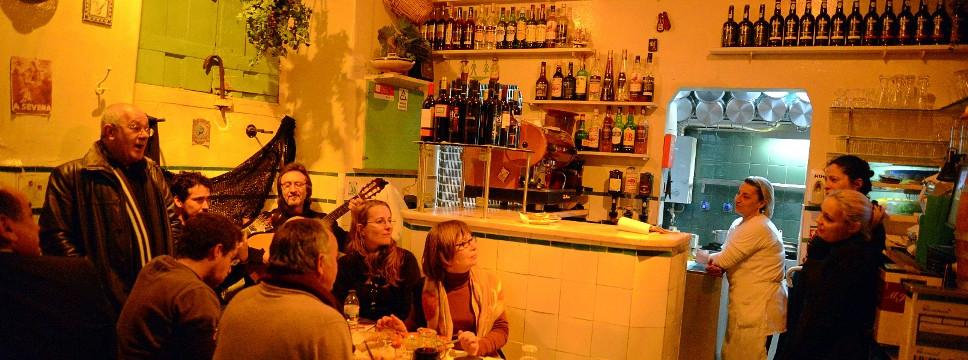 Ночная жизнь в Лиссабоне, Фаду