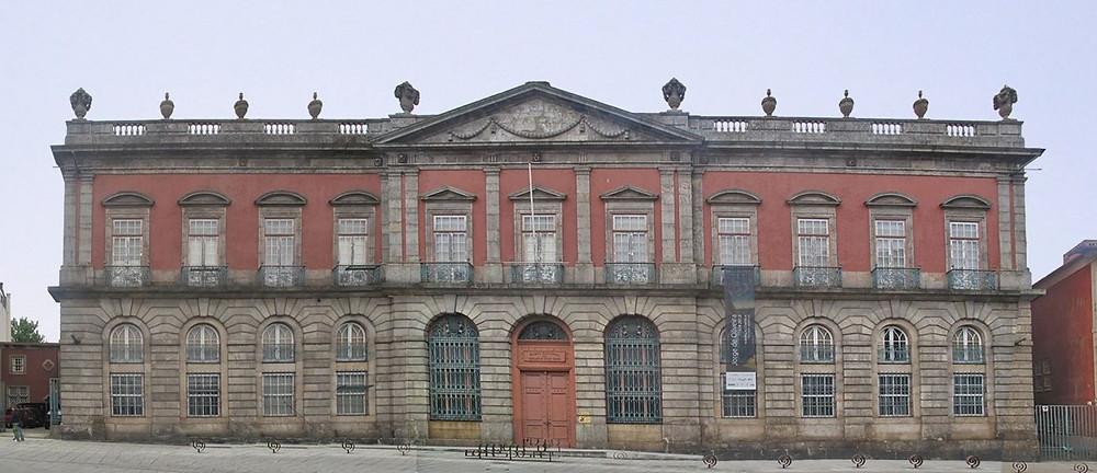 Достопримечательности Порту, Национальный музей Соареш-душ-Рейш