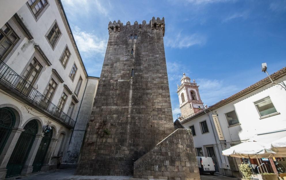 Брага, Башня Торри-ди-Менажен