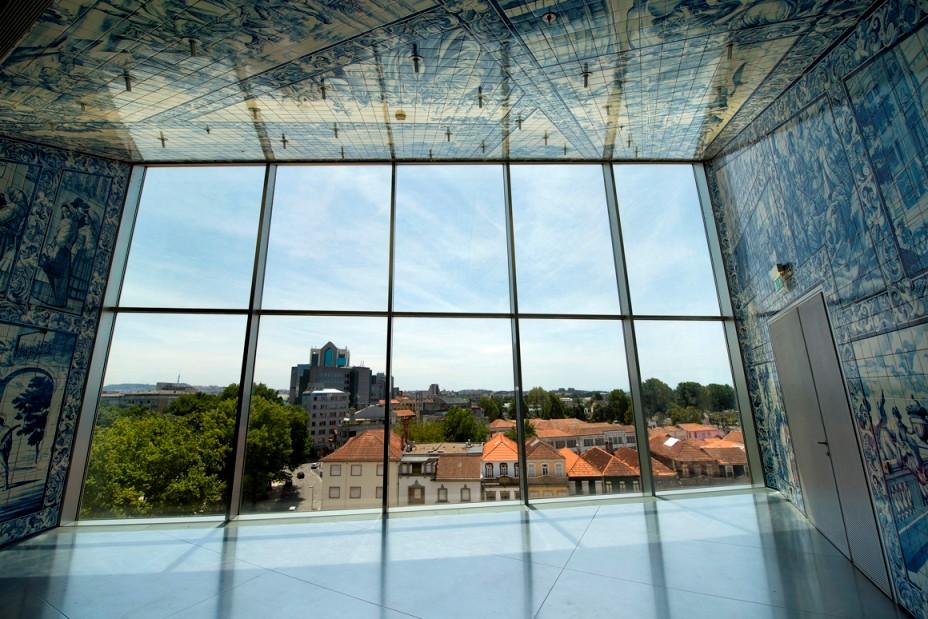 Интересные места Португалии, Дом музыки в Порту