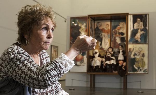 Новости Португалии, выставка Паулы рего в Коломбо
