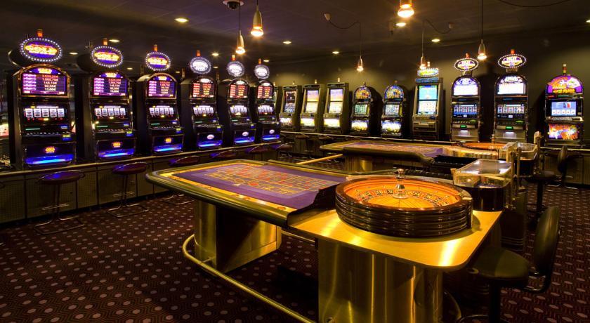Ночная жизнь в Португалии, казино в Португалии, Hotel Algarve Casino