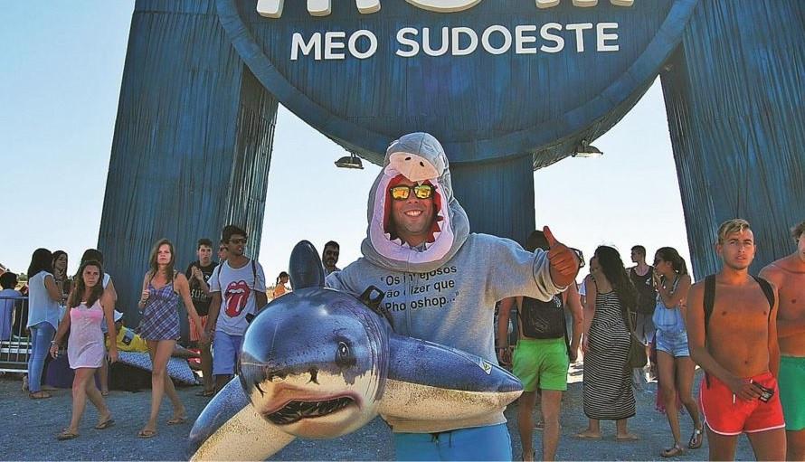 Новости Португалии, Фестиваль MEO Sudoeste