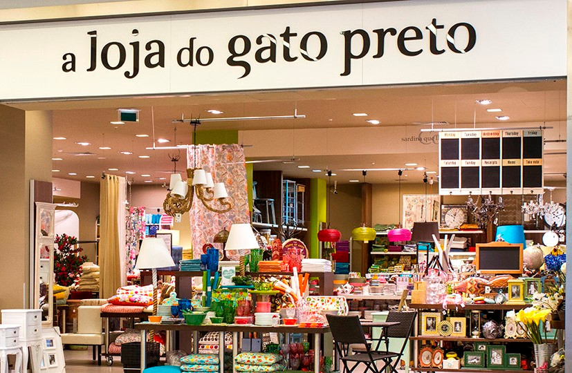 A Loja do Gato Preto, португальские бренды