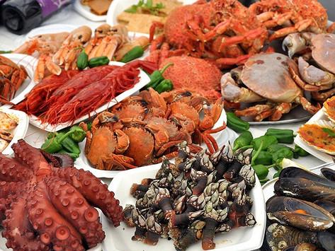 Рыба и морепродукты в Португалии