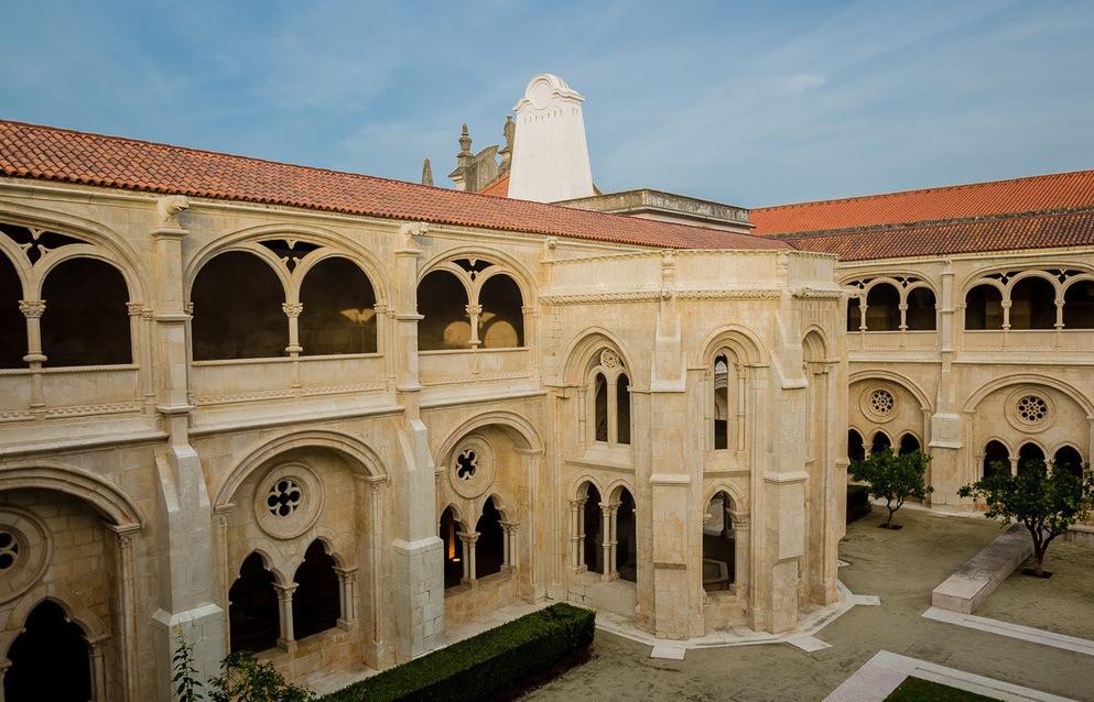 Монастырь Алкобаса, достопримечательности Португалии