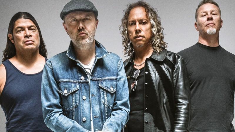 Новости Португалии, Metallica в Лиссабоне