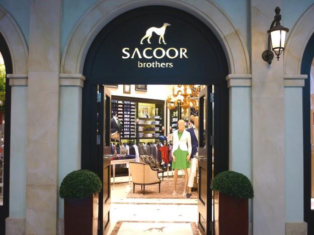 Sacoor Brothers, португальские бренды