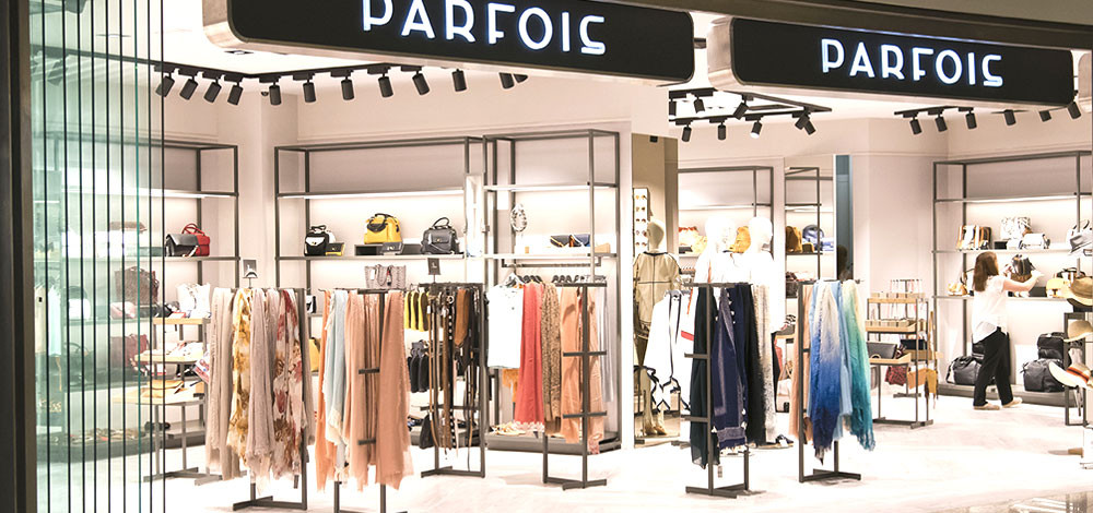 Parfois, португальские бренды