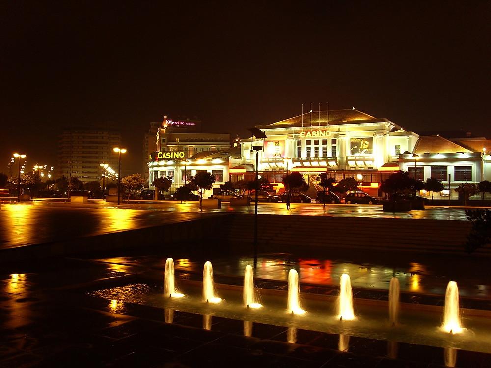 Ночная жизнь в Португалии, казино в Португалии, Casino da Povoa