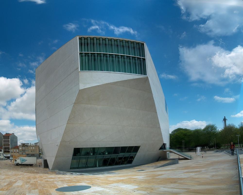 Достопримечательности Порту, Casa da Música