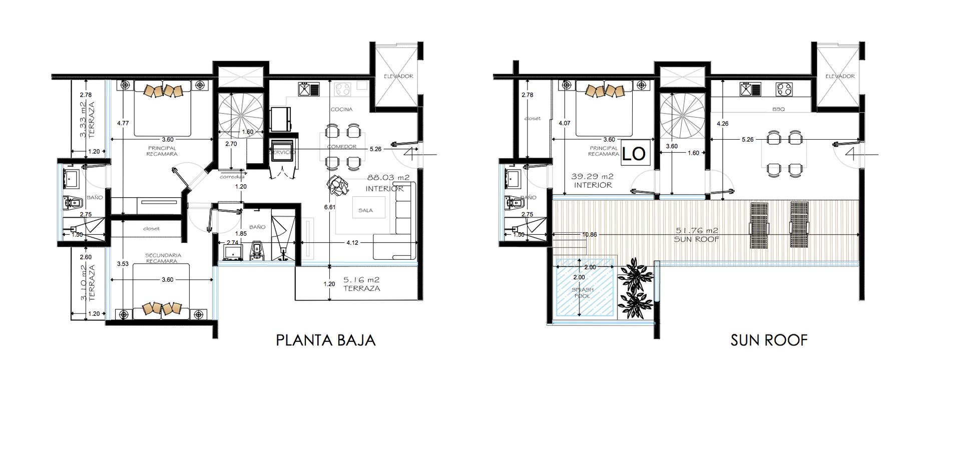 Masterplan Penthouse Kaan-ha