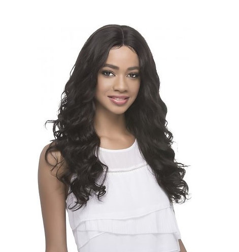 """MARGO  23"""" LAYERED BODY CURL WITH INVISIBLE CENTER PART"""