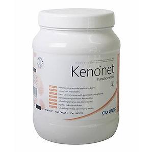 Kenonet (Savon pour les mains sans solvants)