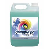 Omni wash liquid (Lessive textile liquide)