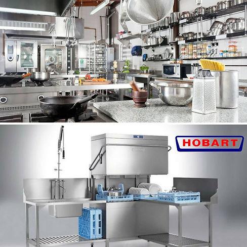 Lave-Vaisselles Industriels
