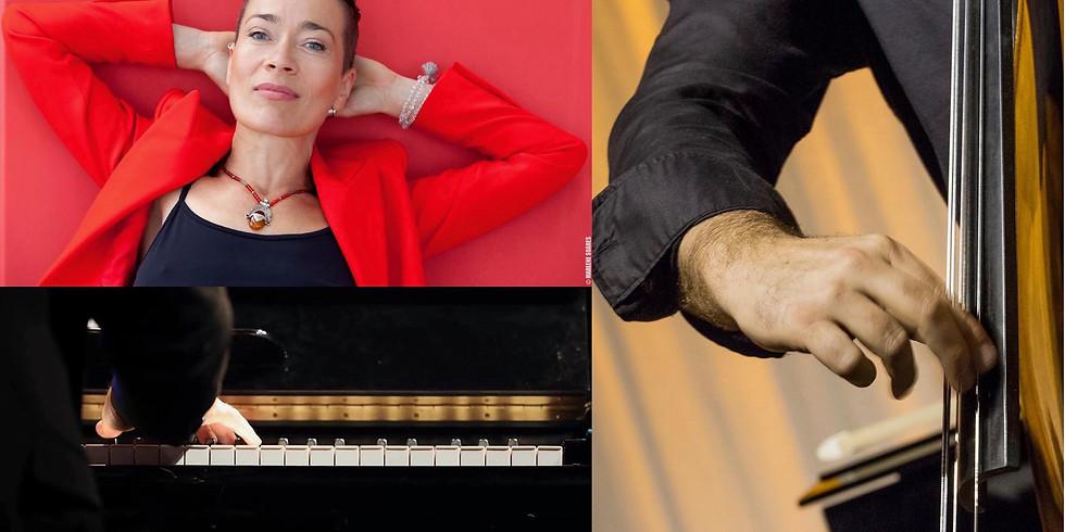 Trio Ley/Öztürk/Payfert at JazzZeit Saarbrücken
