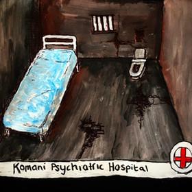 Komani Psychiatric Hospital  Chronic Countryside.JPG