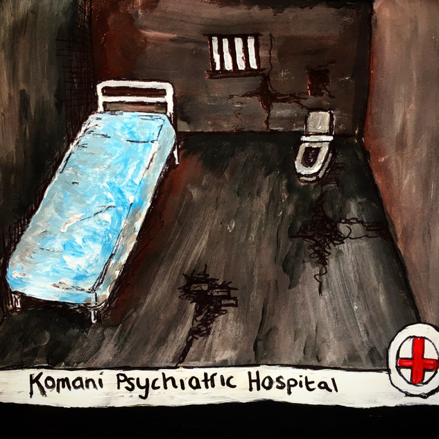 Komani Psychiatric Hospital| Chronic Countryside.JPG