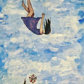 Falling to Nieu Bethesda  Chronic Countryside.JPG