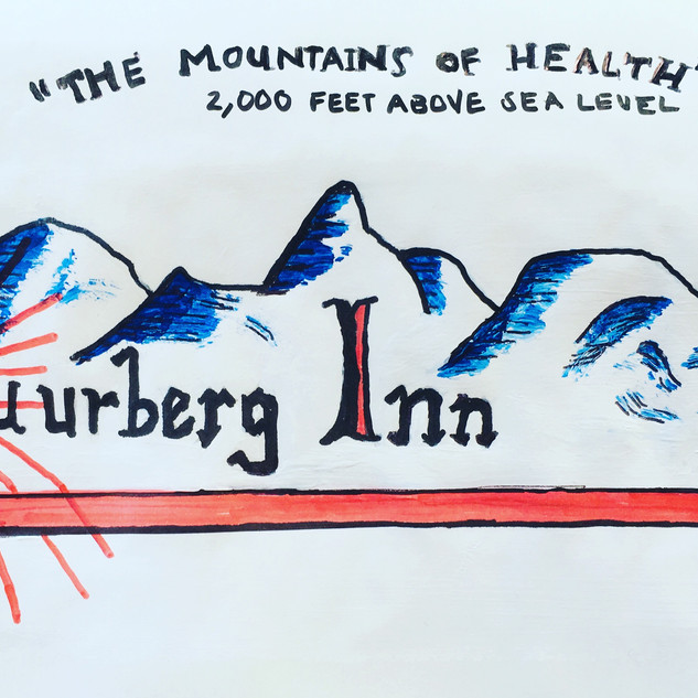 The Zuurberg Inn | The Body Archive
