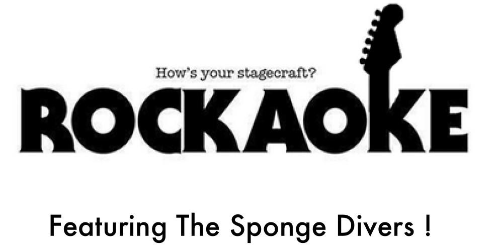 Rockaoke - Featuring The Sponge Divers