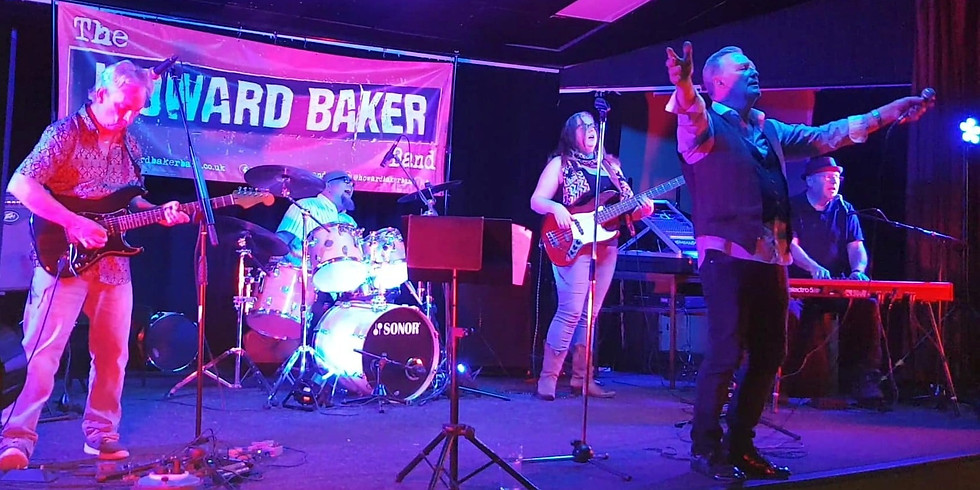 The Howard Baker Band