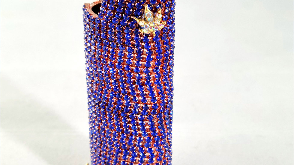 Your Highness Blue lighter cover