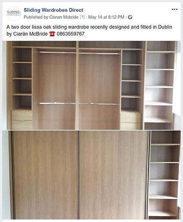 ciaran testimonial 4 sliding wardrobes d