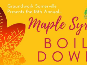 Maple Syrup Community Boil Down!