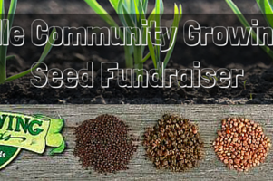 Growing Center Seed Sale & Fundraiser