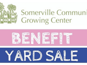 Seeking Donations to the Growing Center Yard Sale!