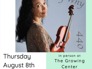 Summer Song Series: 440 Gypsy Jazz on August 8th!