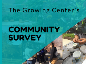 Take Part in Our Community Survey!