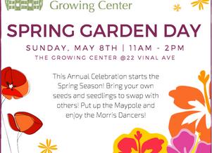 Annual Spring Garden Day
