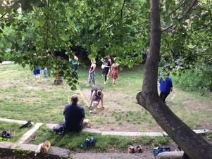 Neighborhood Tree Meeting
