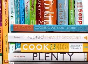 Cookbook Swap & Potluck