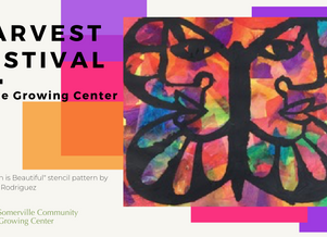 Come be a part of the Harvest Festival!!