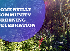 25th Anniversary Celebration for the Somerville Community Growing Center & Somerville Garden Clu