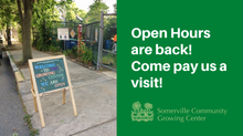 Open Hours are back!