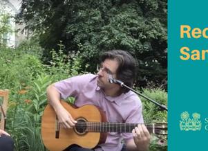 Our 2020 Summer Music Series Kicks Off With Receita de Samba!
